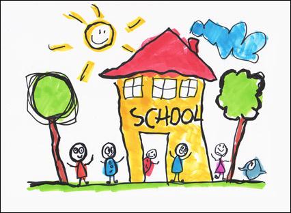 School-drawing